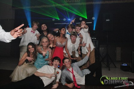 Clinch County High School Homecoming Dance 2014 Mobile DJ Services (169)