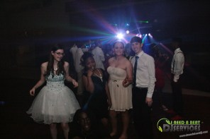 Clinch County High School Homecoming Dance 2014 Mobile DJ Services (176)