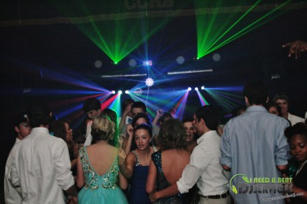 Clinch County High School Homecoming Dance 2014 Mobile DJ Services (191)