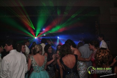 Clinch County High School Homecoming Dance 2014 Mobile DJ Services (203)
