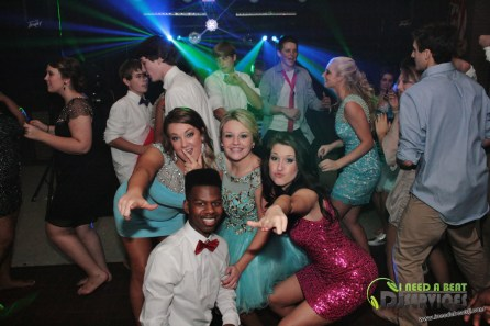Clinch County High School Homecoming Dance 2014 Mobile DJ Services (218)
