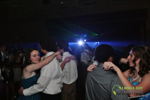 Clinch County High School Homecoming Dance 2014 Mobile DJ Services (86)