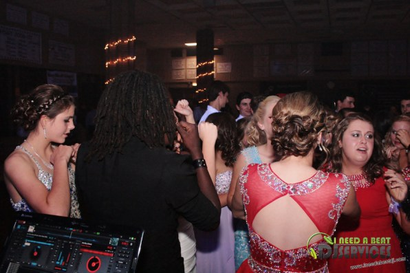 Clinch County High School Homecoming Dance 2014 Mobile DJ Services (9)