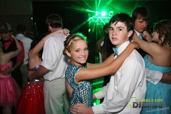 Clinch County High School Homecoming Dance 2015 School Dance DJ (111)