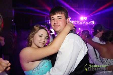 Clinch County High School Homecoming Dance 2015 School Dance DJ (114)