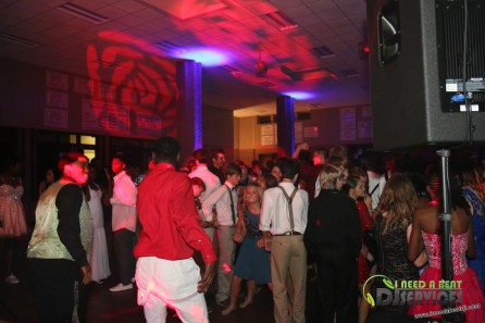 Clinch County High School Homecoming Dance 2015 School Dance DJ (126)