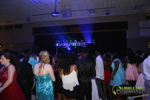 Clinch County High School Homecoming Dance 2015 School Dance DJ (129)