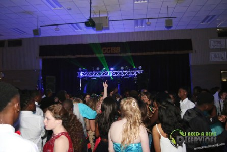 Clinch County High School Homecoming Dance 2015 School Dance DJ (131)