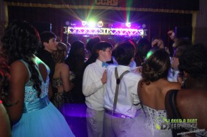 Clinch County High School Homecoming Dance 2015 School Dance DJ (15)