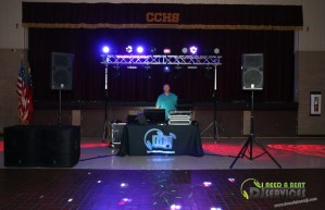 Clinch County High School Homecoming Dance 2015 School Dance DJ (2)