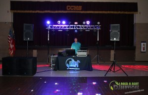 Clinch County High School Homecoming Dance 2015 School Dance DJ (2)