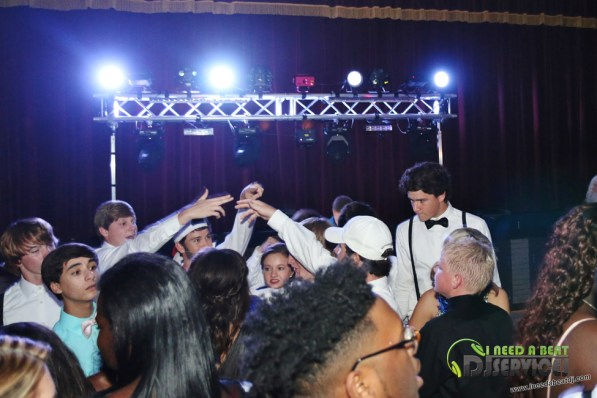 Clinch County High School Homecoming Dance 2015 School Dance DJ (20)