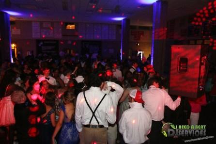 Clinch County High School Homecoming Dance 2015 School Dance DJ (33)