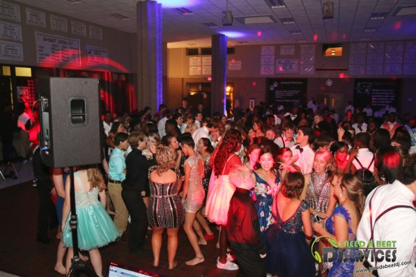 Clinch County High School Homecoming Dance 2015 School Dance DJ (34)