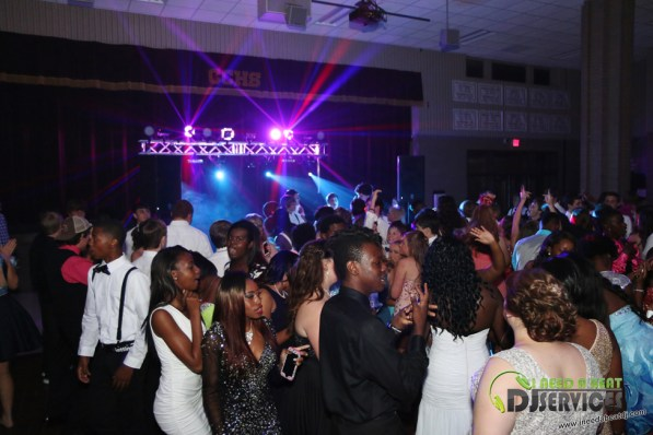 Clinch County High School Homecoming Dance 2015 School Dance DJ (52)