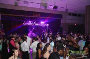 Clinch County High School Homecoming Dance 2015 School Dance DJ (55)