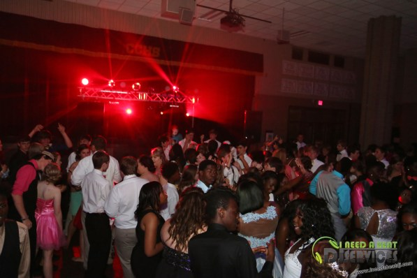 Clinch County High School Homecoming Dance 2015 School Dance DJ (56)