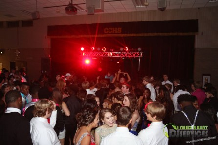Clinch County High School Homecoming Dance 2015 School Dance DJ (59)