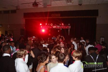 Clinch County High School Homecoming Dance 2015 School Dance DJ (59)