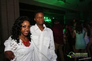 Clinch County High School Homecoming Dance 2015 School Dance DJ (76)