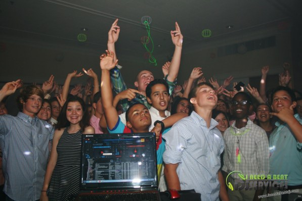 Ethan Strickland 14th Birthday Party Mobile DJ (97)