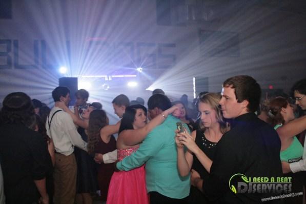Lanier County High School Homecoming Dance DJ Services (101)
