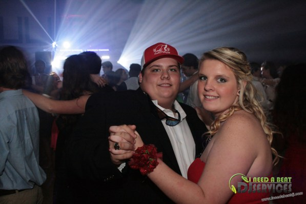Lanier County High School Homecoming Dance DJ Services (102)