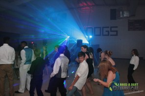 Lanier County High School Homecoming Dance DJ Services (16)