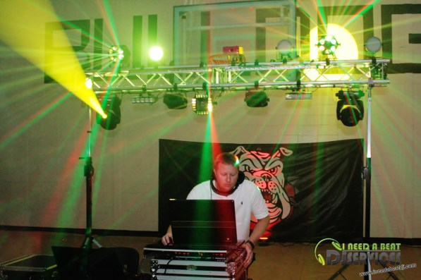 Lanier County High School Homecoming Dance DJ Services (44)