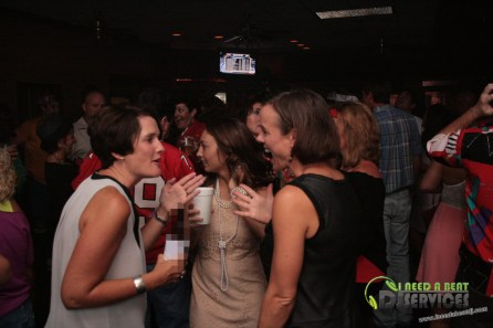 Mobile DJ Services Waycross Jaycees Rock The 80's Party (102)