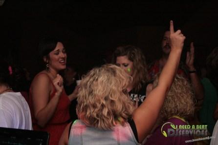 Mobile DJ Services Waycross Jaycees Rock The 80's Party (103)