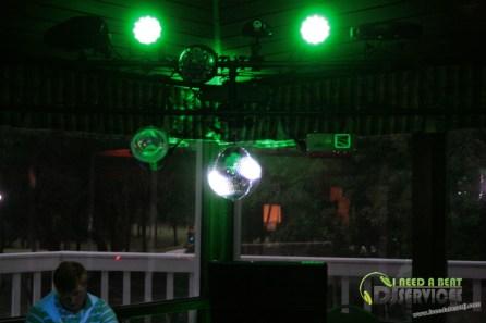 Mobile DJ Services Waycross Jaycees Rock The 80's Party (11)