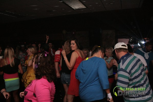 Mobile DJ Services Waycross Jaycees Rock The 80's Party (112)