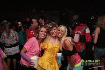 Mobile DJ Services Waycross Jaycees Rock The 80's Party (114)