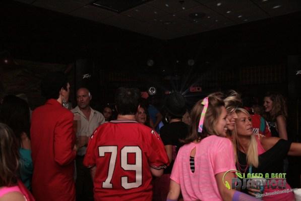 Mobile DJ Services Waycross Jaycees Rock The 80's Party (115)