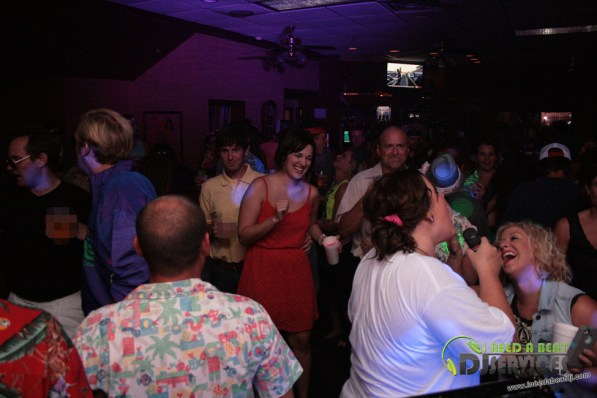 Mobile DJ Services Waycross Jaycees Rock The 80's Party (128)
