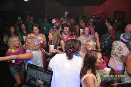 Mobile DJ Services Waycross Jaycees Rock The 80's Party (163)