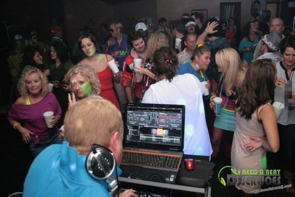 Mobile DJ Services Waycross Jaycees Rock The 80's Party (164)