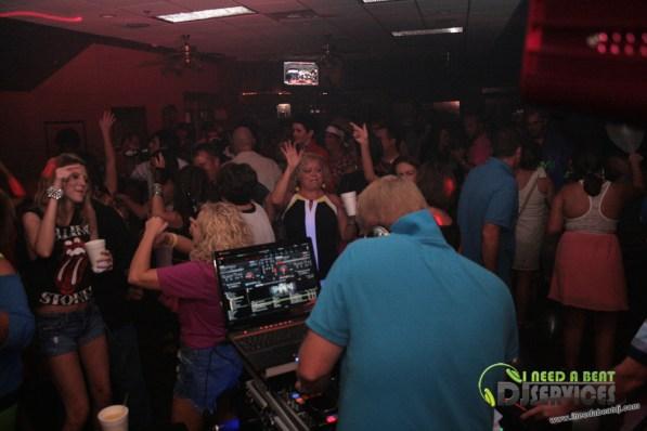 Mobile DJ Services Waycross Jaycees Rock The 80's Party (190)