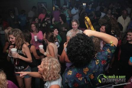 Mobile DJ Services Waycross Jaycees Rock The 80's Party (214)