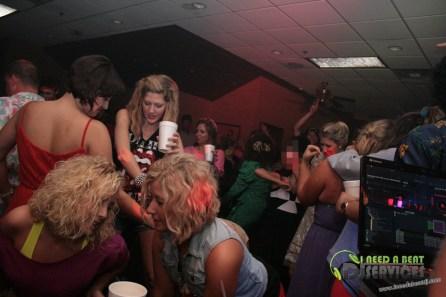 Mobile DJ Services Waycross Jaycees Rock The 80's Party (215)