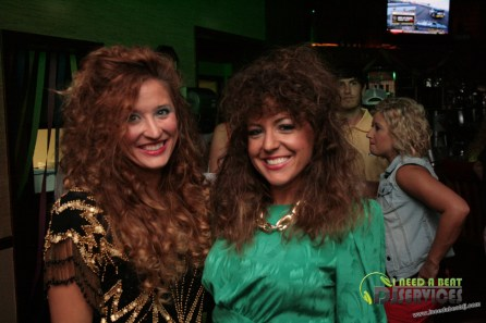 Mobile DJ Services Waycross Jaycees Rock The 80's Party (25)