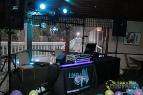 Mobile DJ Services Waycross Jaycees Rock The 80's Party (3)