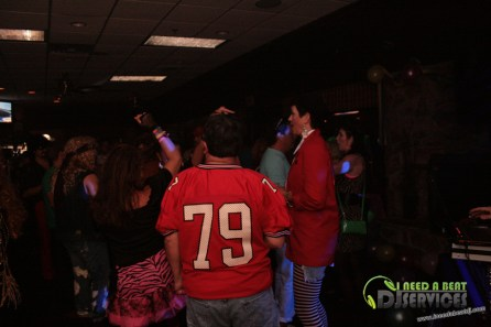 Mobile DJ Services Waycross Jaycees Rock The 80's Party (66)