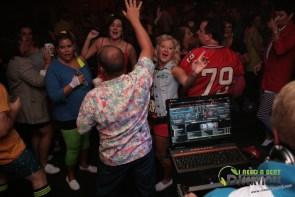 Mobile DJ Services Waycross Jaycees Rock The 80's Party (80)
