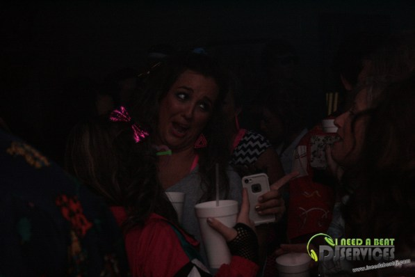 Mobile DJ Services Waycross Jaycees Rock The 80's Party (85)