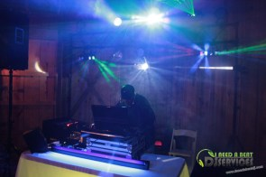 Tasha & Dalton Perry Wedding & Reception Twin Oaks Farms Mobile DJ Services (102)