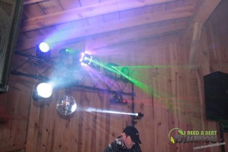 Tasha & Dalton Perry Wedding & Reception Twin Oaks Farms Mobile DJ Services (109)