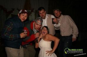 Tasha & Dalton Perry Wedding & Reception Twin Oaks Farms Mobile DJ Services (123)