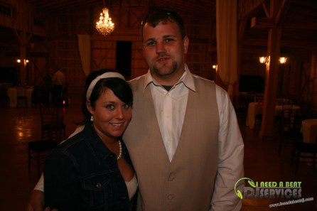 Tasha & Dalton Perry Wedding & Reception Twin Oaks Farms Mobile DJ Services (131)